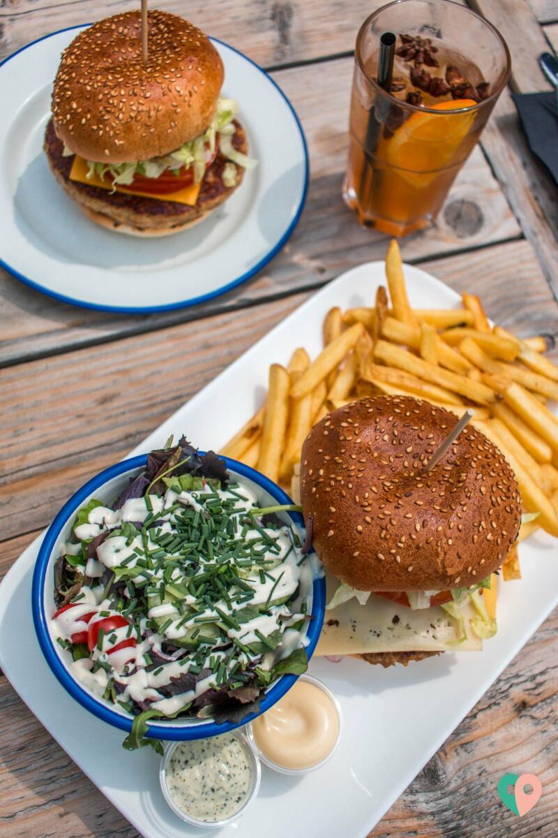 Burger von Burgerij in Antwerpen
