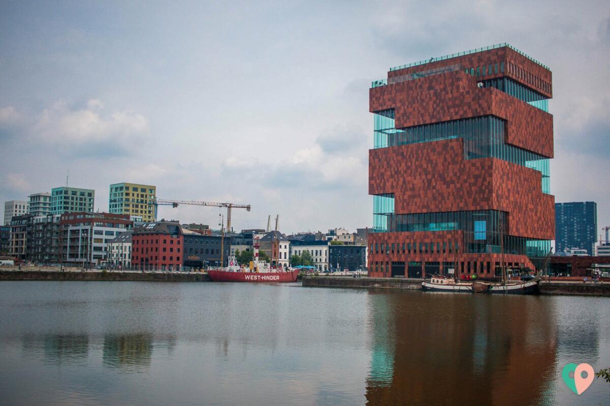 MAS in Antwerpen