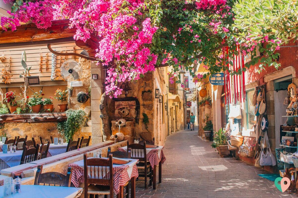Travelguide Chania Kreta: die Gassen von Chania
