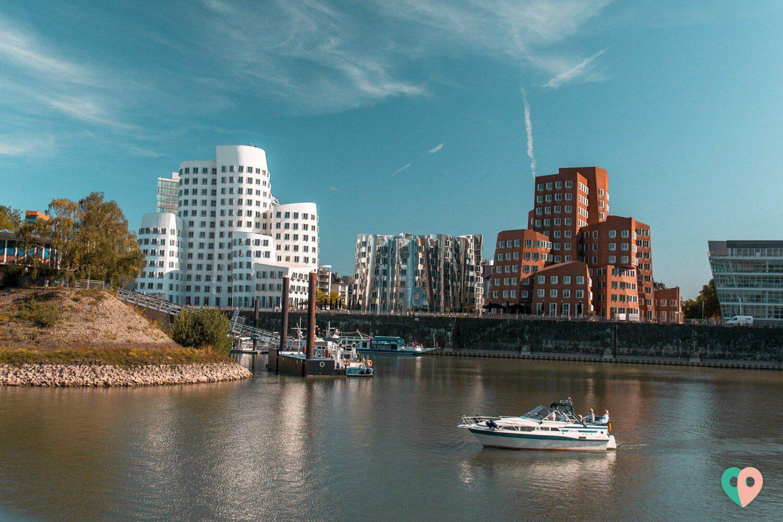 Ein sonniger Tagesausflug nach Düsseldorf: unsere Tipps