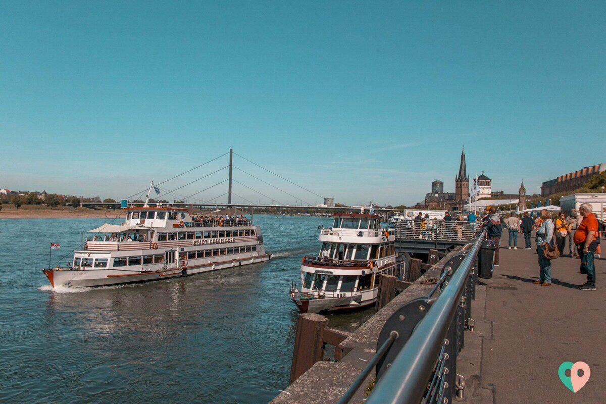 Panoramafahrt mit KD ab Düsseldorf