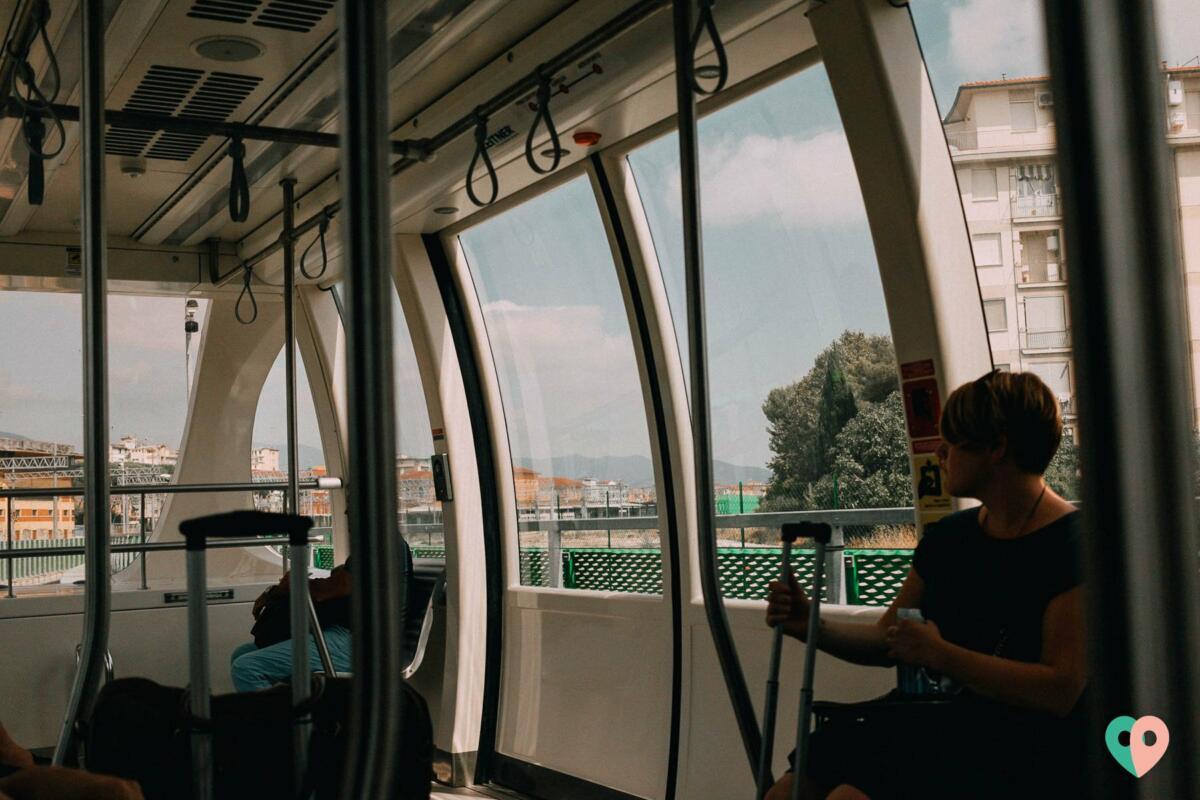 Airport-Transfer in Pisa