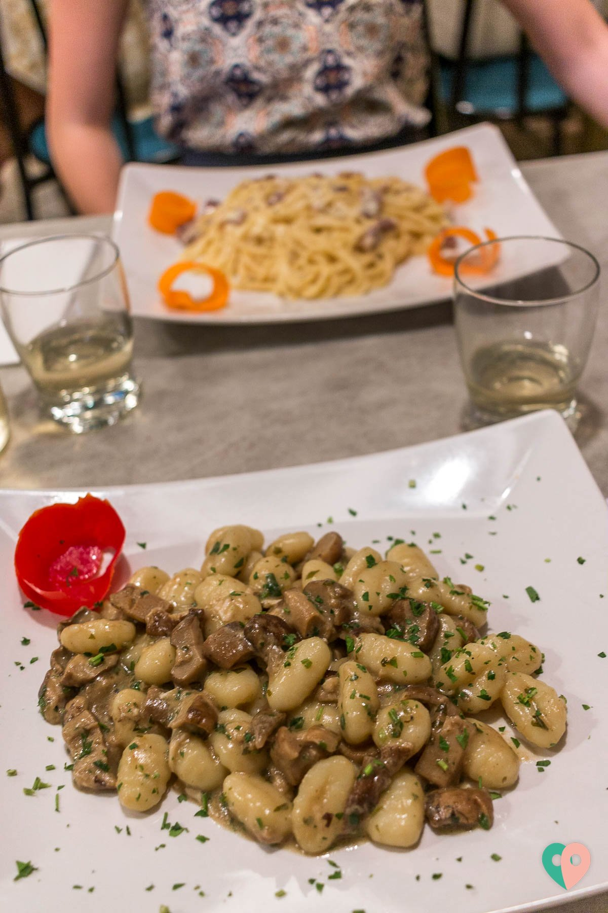 Florenz Foodguide - Ristorante Pizzeria Stadio