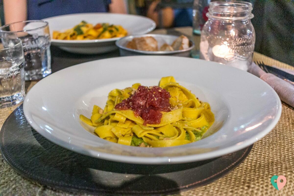 Florenz Foodguide - Tamerò Pastabar