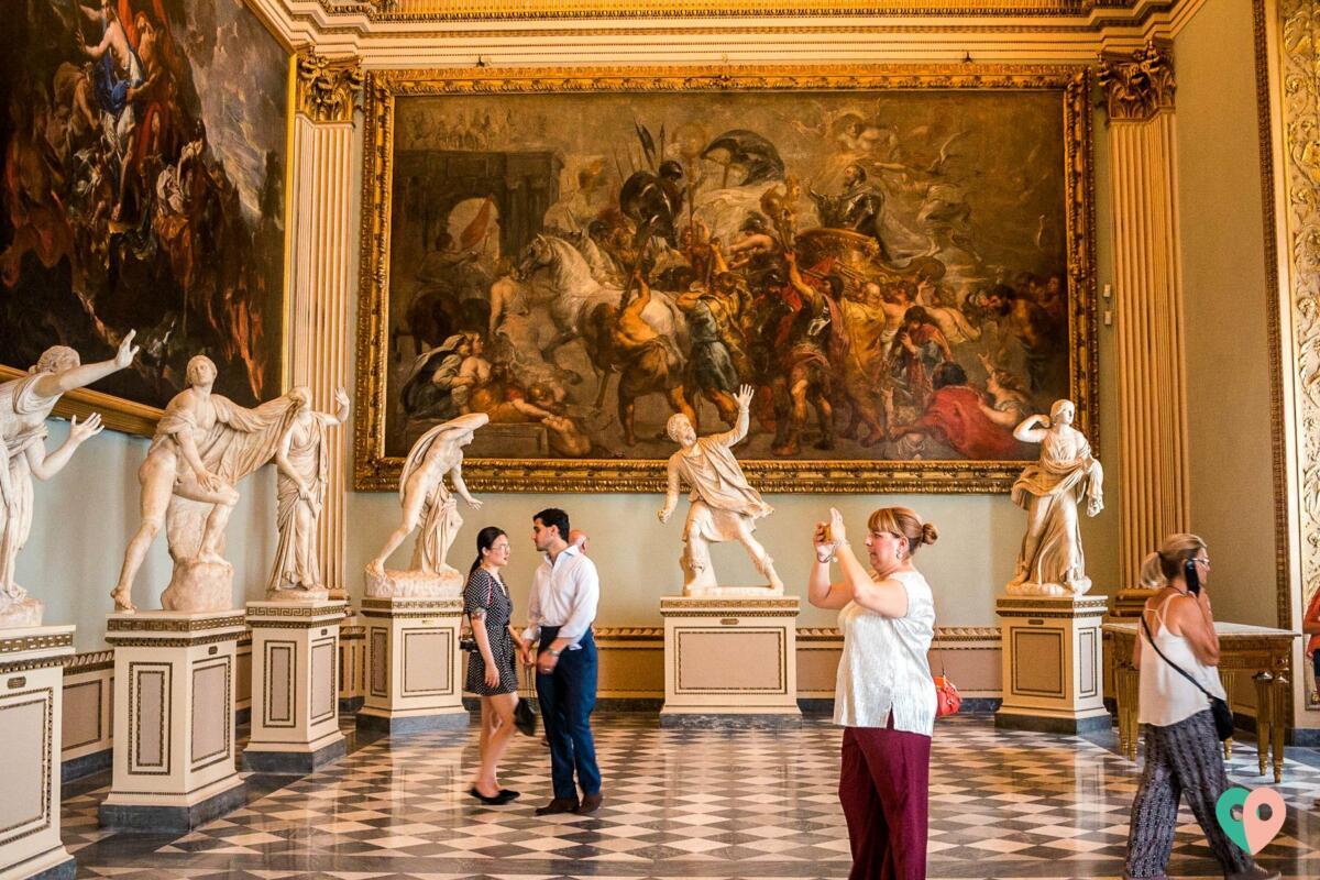 Uffizien Florenz