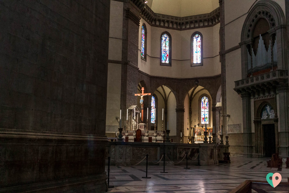 Dom Florenz von innen