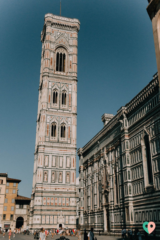Belltower in Florenz