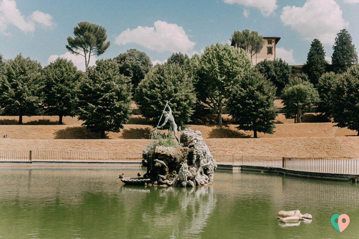 Boboli Garden Florenz
