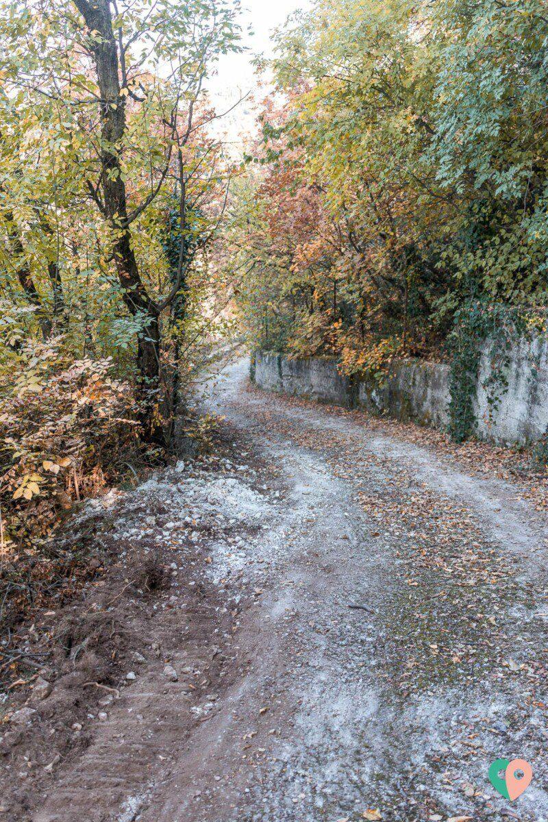 Wandern auf dem Monte Baldo am Gardasee