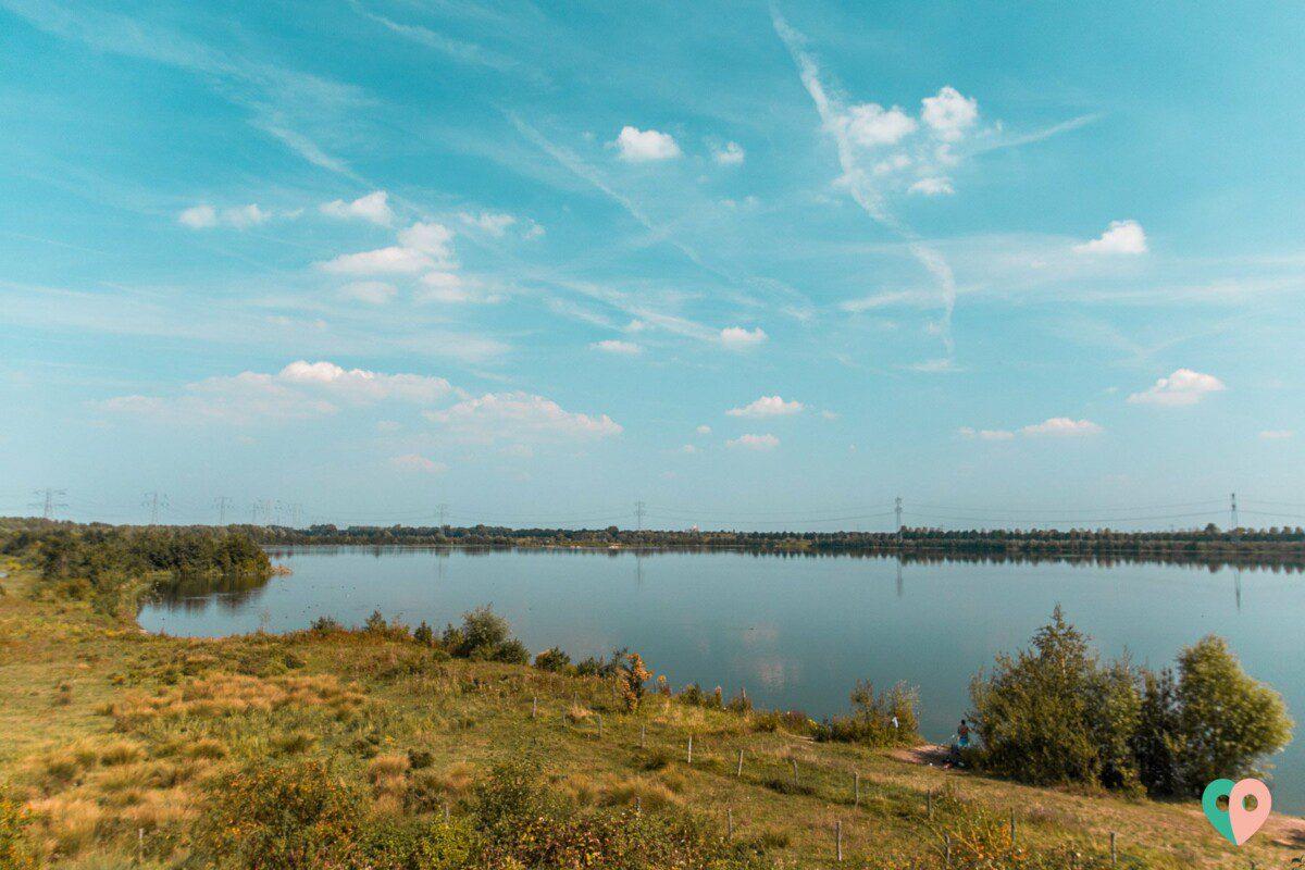 Der Premium-Wanderweg Molenplas am Niederrhein
