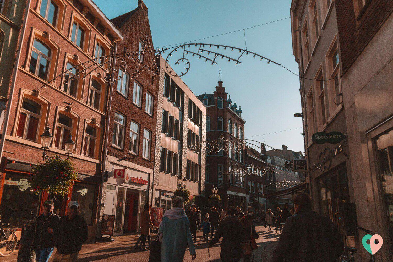 Ein Tagesausflug nach Venlo - das bietet das Städtchen an der Maas
