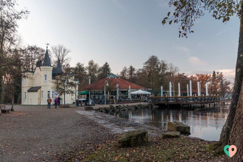 Der Premium-Wanderweg Zwei-Seen-Runde am Niederrhein