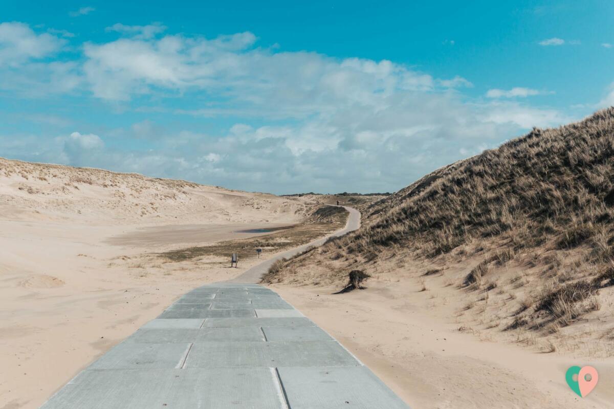 Strandurlaub in Bloemendaal aan Zee