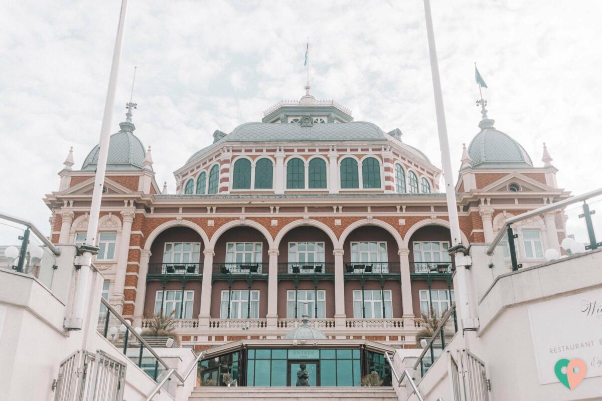 Das Grand Hotel Amrâth Kurhaus Scheveningen (Den Haag)