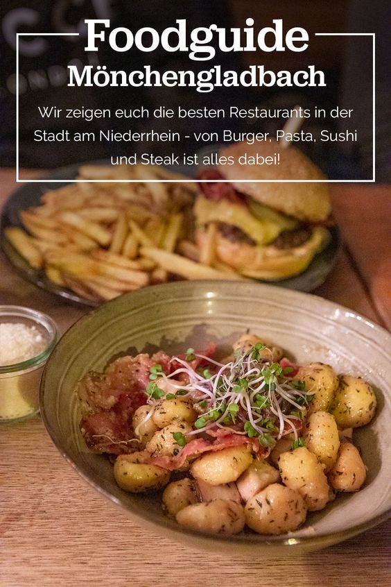 Mönchengladbach Foodguide - unsere liebsten Restaurants in MG