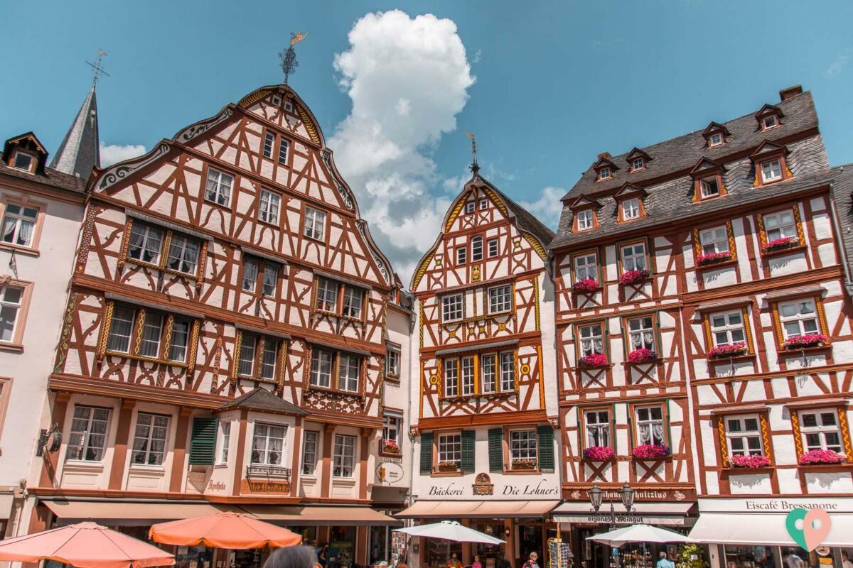 Ein Wochenende in Bernkastel-Kues - das bietet das kleine Städtchen an der Mosel   Nilsa Travels