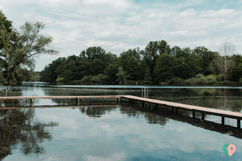 Der Premium-Wanderweg Nette Seen am Niederrhein