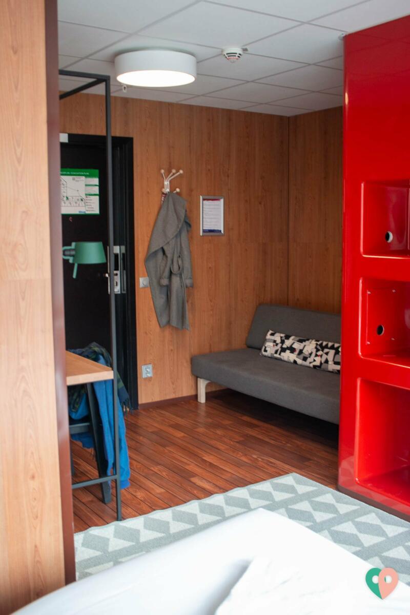 Generator Hostel Stockholm - modern und mitten in der City
