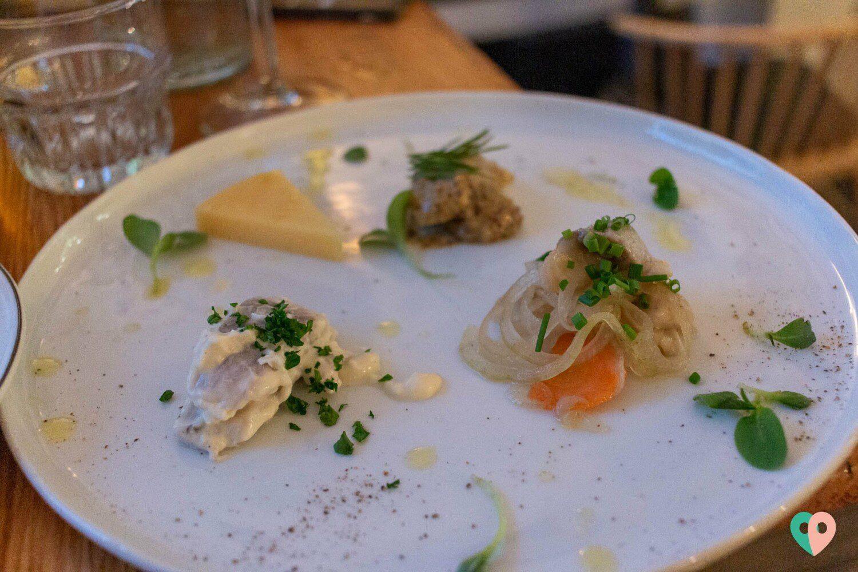 Nomad Swedish Food & Bar in Stockholm