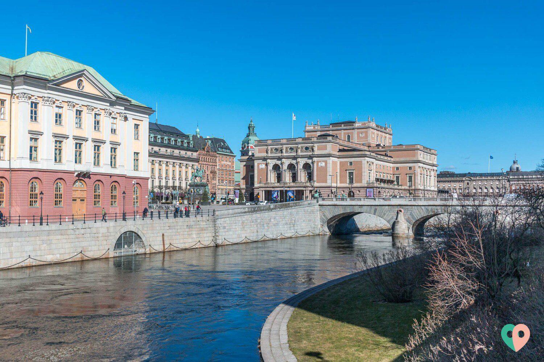 Stockholm Kurzurlaub