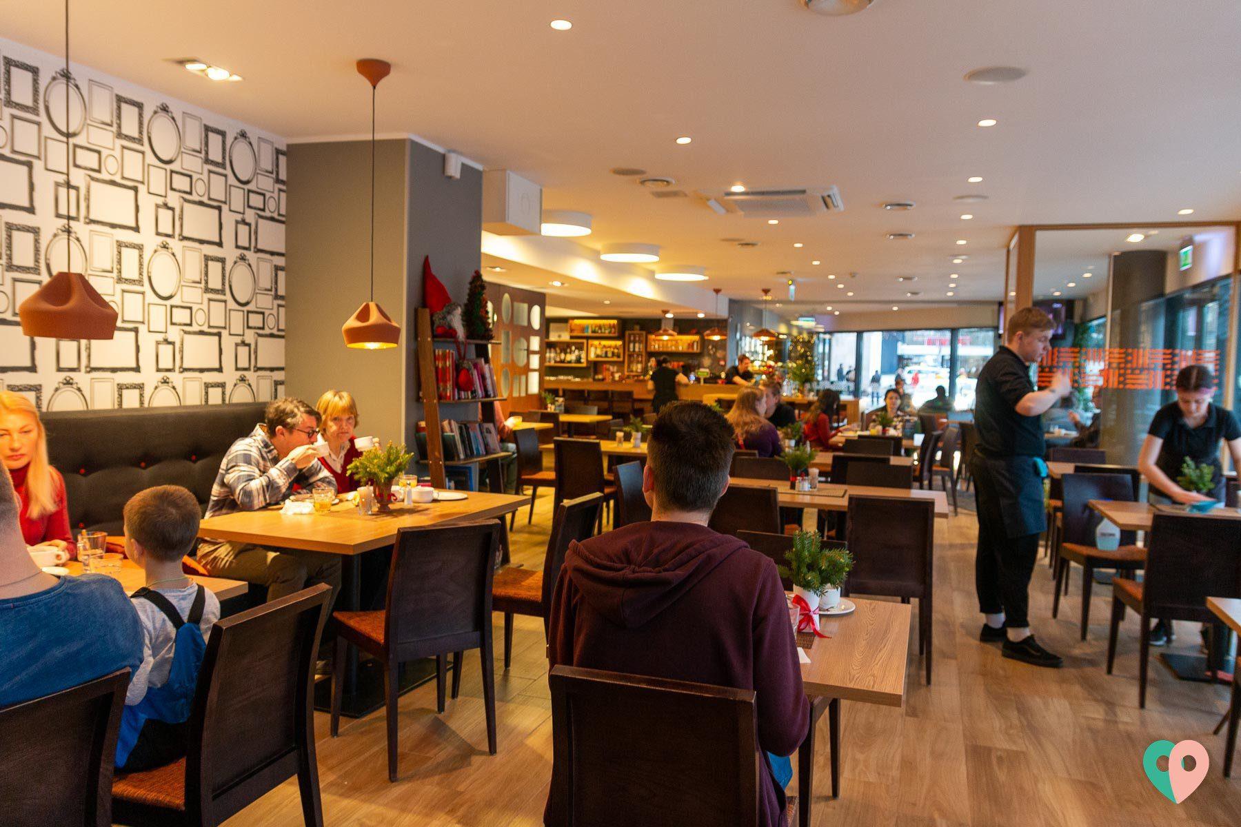 Das Go Hotel Shnelli in Tallinn - preiswerte Unterkunft in Zentrumsnähe